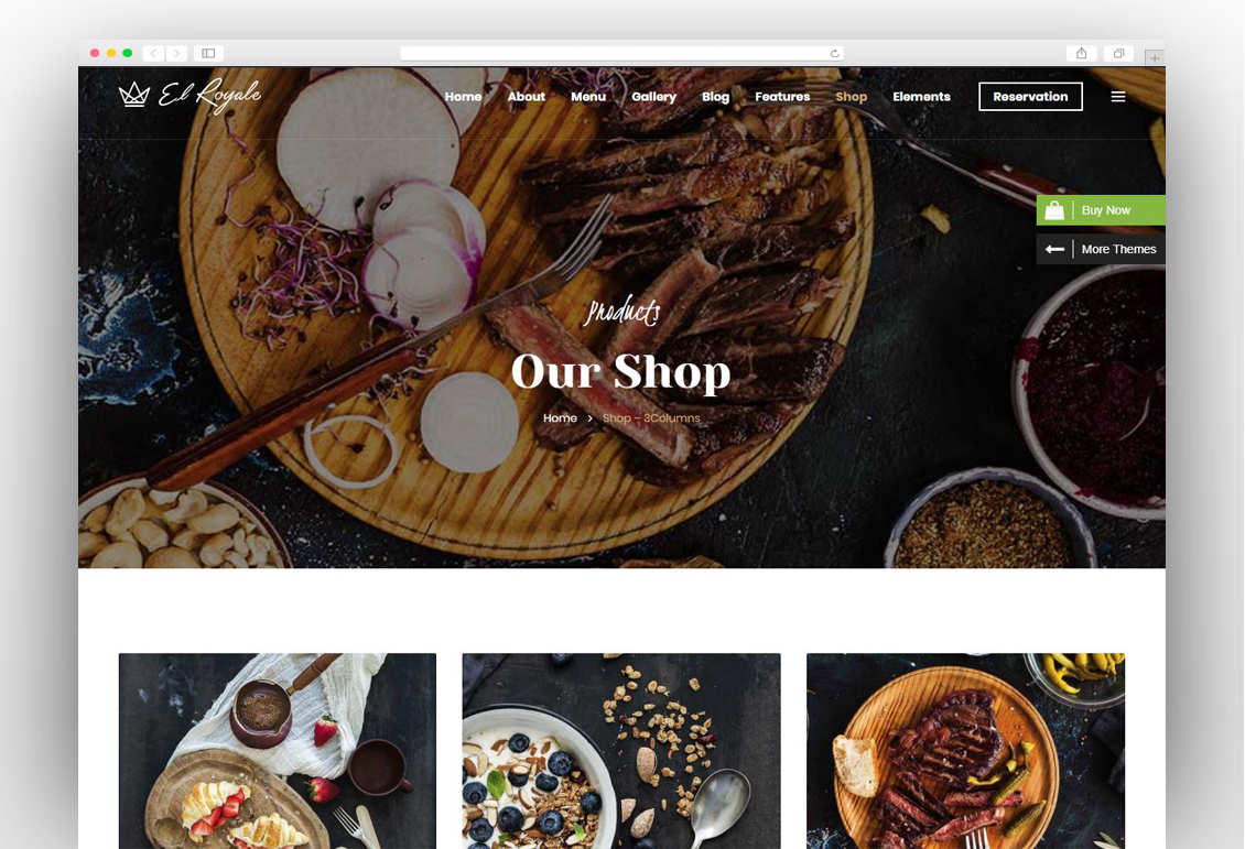 15 Most Popular WordPress Restaurant Themes In 2019 New