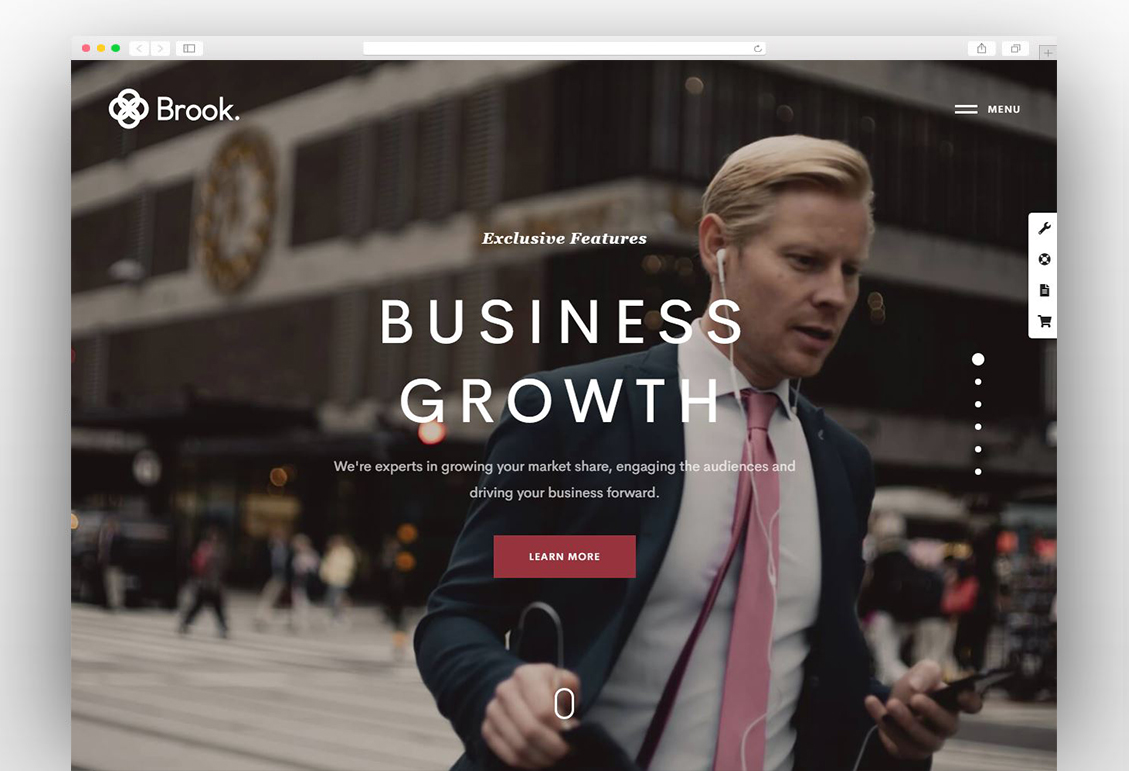 best wordpress themes for marketers to help your business grow
